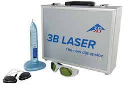 laser pen with case