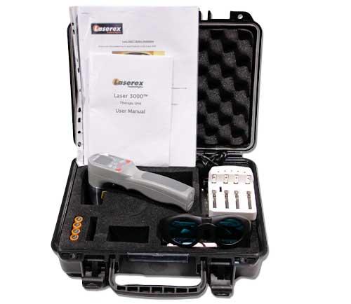 Laserex 3000 Veterinary Cold Laser System