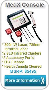 Terraquant LS50 Cold Laser