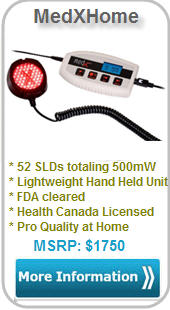 MedXHome Cold Laser Package